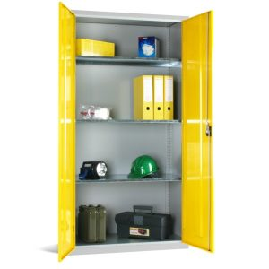Shelved Cupboards