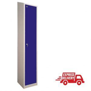 Axis Hero Express Quick Delivery Locker 1 door blue
