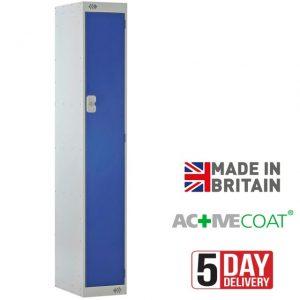 Axis Steel Locker 1D Blue