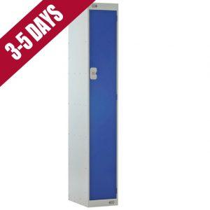 Link Quick Delivery 1 Door Locker Blue Door