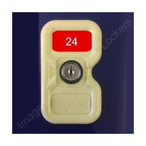 Link Lockers Number PLate Number Discs