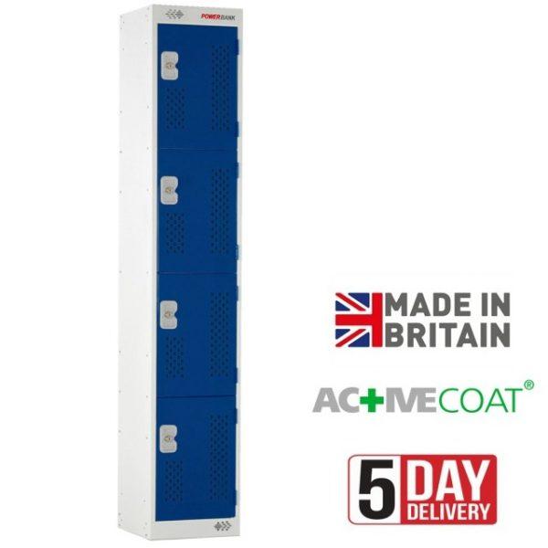 Axis Powerbank Tool Charging locker 4 door