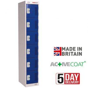 Axis Powerbank Tool Charging locker 6 door