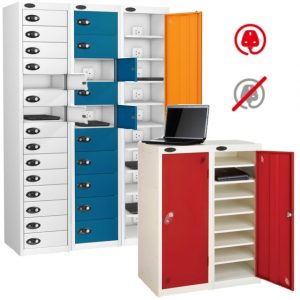 Laptop & Tablet Lockers