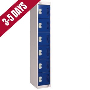 Link quick delivery 6 door tool charging locker