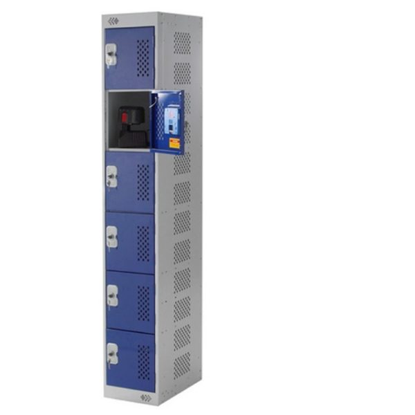 Link In-charge tool charging lockers