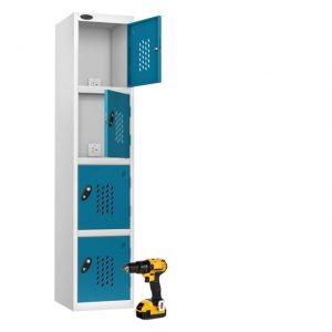 probe recharge tool charging locker