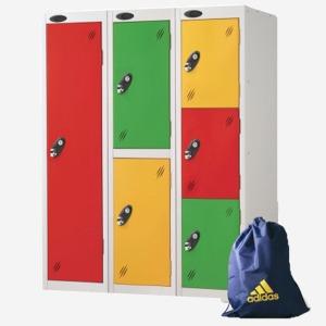 Probe Primary School Lockers