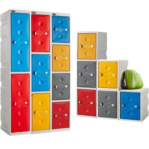 plastic lockers, waterproof lockers, outdoor lockers, extreme lockers, ultrabox lockers
