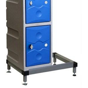 ultrabox plastic locker stands