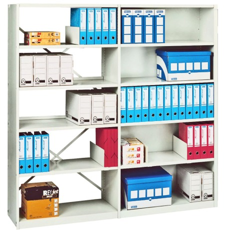Probe Ikon Mistral Office Shelving