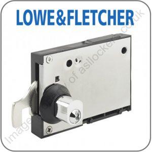 Lowe & Fletcher L&F £1 pound coin lock dry area