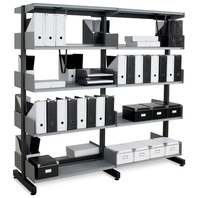 Probe Technic Library Office Shelving