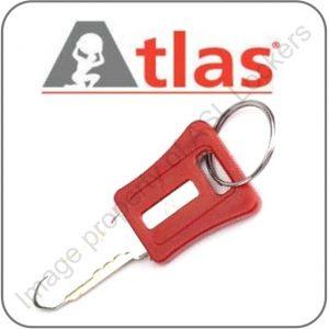 atlas lockers al series management key