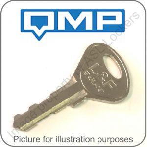 qmp lockers 97-98 series master key