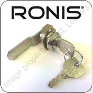 ronis cc series key cam lock