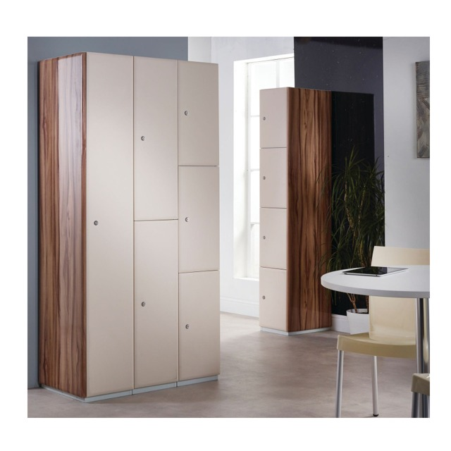 executive office wood lockers