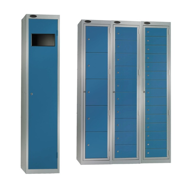 garment uniform overalls collector dispenser lockers