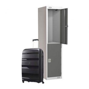 luggage suitcase hotel lockers