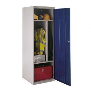 Police & Crew Lockers