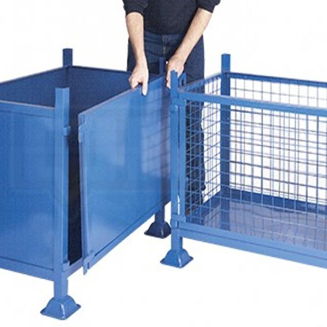 qmp steel storage pallets stilages