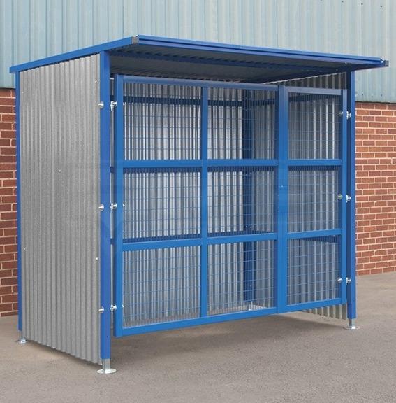 lockers probe link elite qmp atlas steel metal