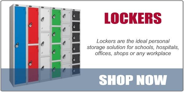 Shop Lockers