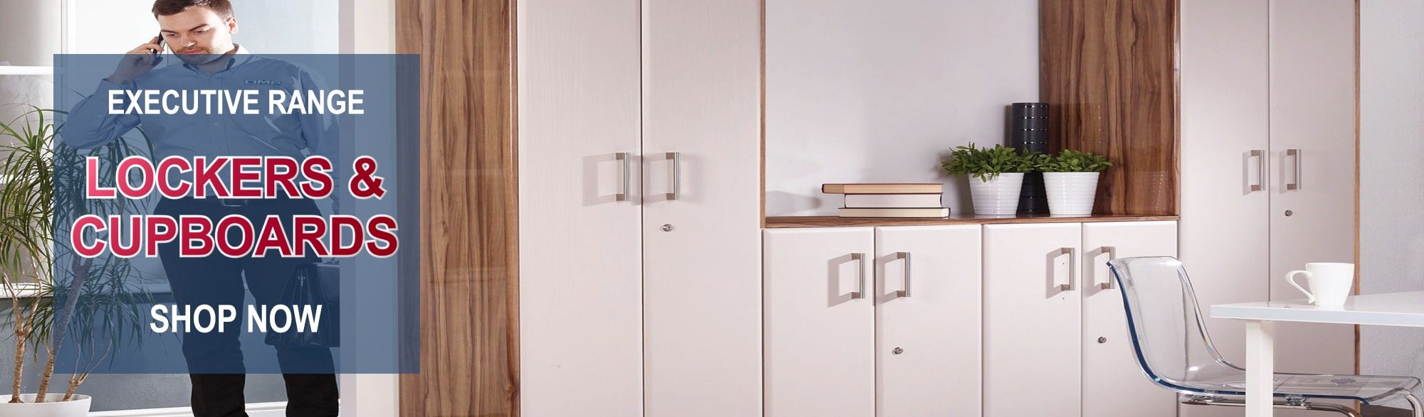 Atlas fast delivery lockers from £52.49