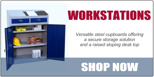 locker Workstations, locker workdesks