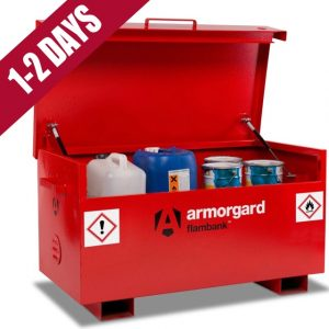 Armorgard Flambank FB2 chemical fire resistant site box