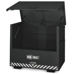 Van Vault 4-Store steel tool storage box