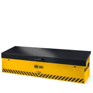 Van Vault Tipper vehicle tool equipment storage box