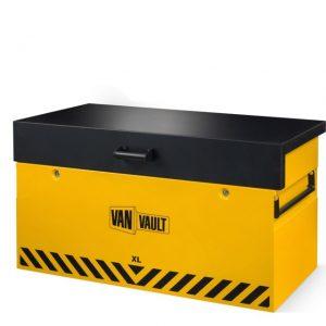 Van Vault XL vehicle tool equipment storage box
