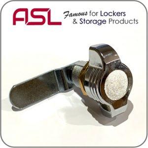 ASL Swivel latch lock for lockers cupboards, cabinets