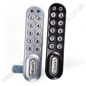Codelocks Kitlock kl1000 electronic digital combination lock for lockers