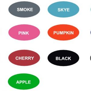helmsman lockers colour chart