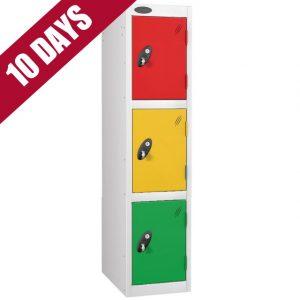 Probe junior primary key stage 2 low level childrens lockers