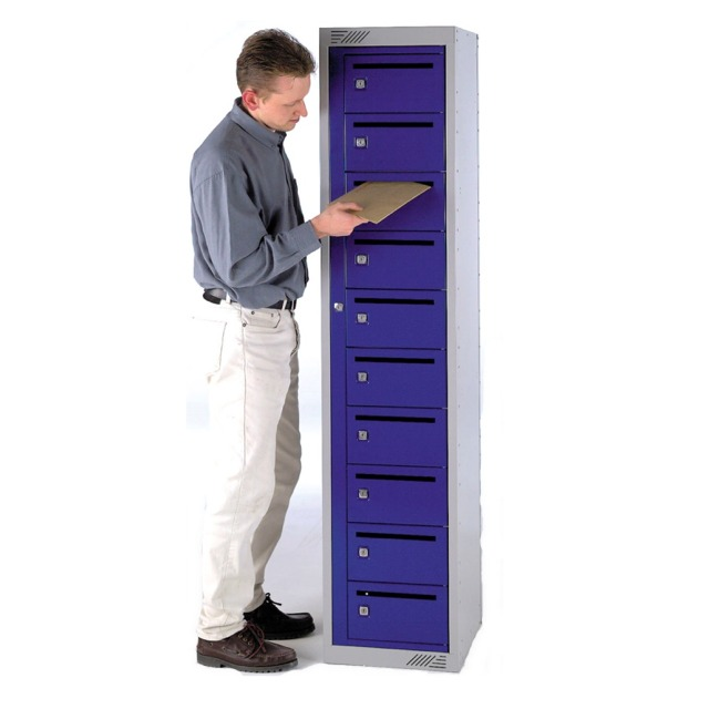 post mail letter lockers