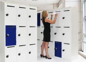 post box mailbox parcel lockers