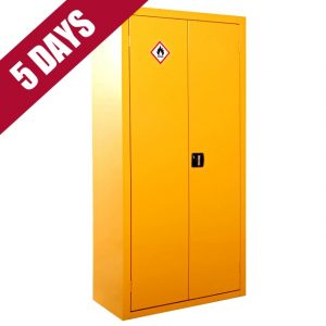 express fast quick delivery Steel Hazardous Substance Coshh cabinets