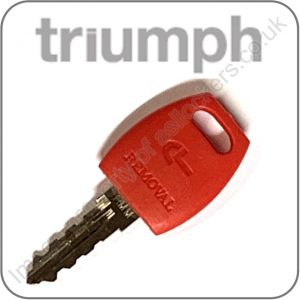 Triumph LM Lock Removal Key