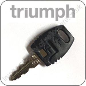 Triumph LM Lock Master Key