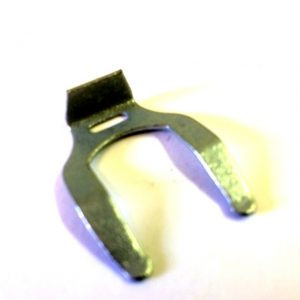 horseshoe clips for fix cam and latch hasp locks