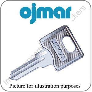 ojmar 2y locker key