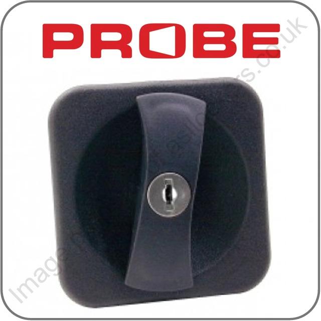 probe cupboard cabinet lock handle