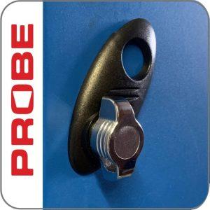 probe lockers latch hasp lock conversion kit