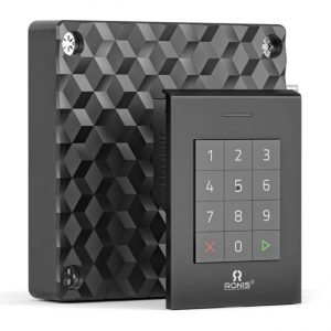 Ronis Tronic Slim Electronic Digital Combination Locker Cupboard Cabinet Lock