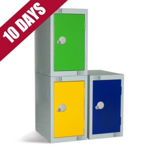 Elite quarto modular stackable lockers