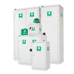 Medical Cupboards & Lockers
