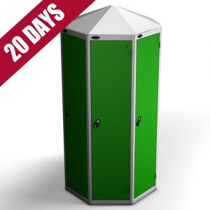 Probe 7 seed space saving locker pod
